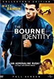 The Bourne Identity (Full Screen Collector's Edition) by Universal Studios