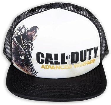 Call of Duty Advanced Warfare Trucker gorra - impresión por ...