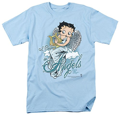 ve in Angels T-Shirt Size XXL (Betty Boop Angel)
