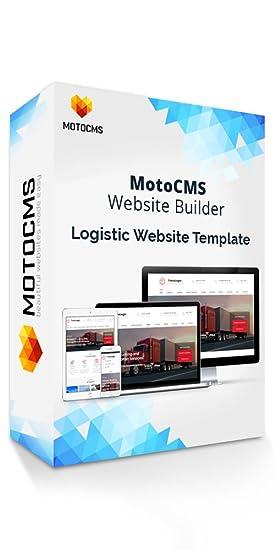 Amazon com: Transportation & Logistic Company Website