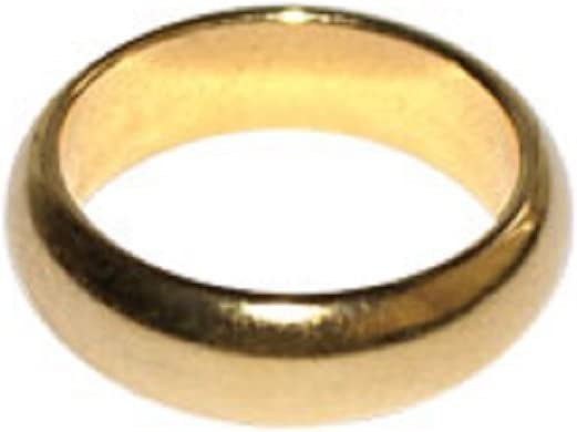 Large 22mm Magnetic PK Ring Silver Colour