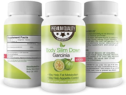 body slim down reviews