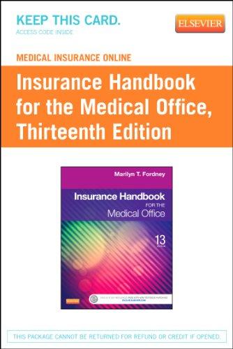 Medical Insurance Online for Insurance Handbook for the Medical Office (Access Code), (Medical Office Handbook)