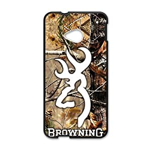Browning Cell Phone Case for HTC One M7
