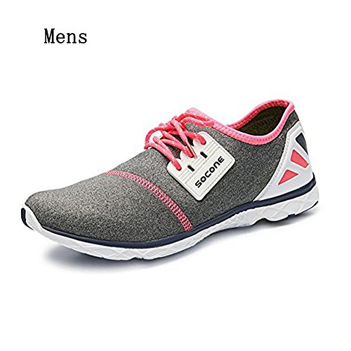 8399743e2ec30 good Mens Womens Slip-on Water Shoe Athletic Beach Shoes Outdoor ...