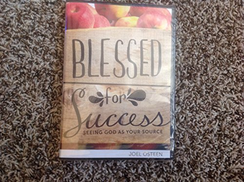 Blessed for Success: Seeing God As Your Source (Car Part Depot)