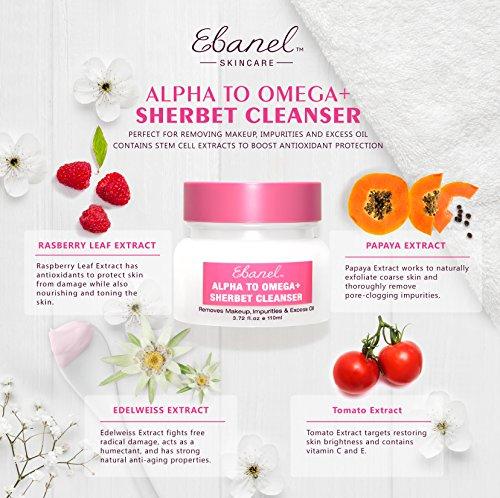Ebanel Alpha to Omega+ Sherbet Stem Cell Cleanser (Cleansing Balm) (110ml) by Ebanel Laboratories (Image #1)