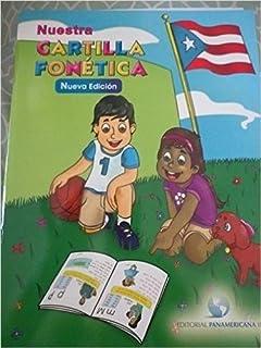 Nuestra Cartilla Fonetica Puerto Rico