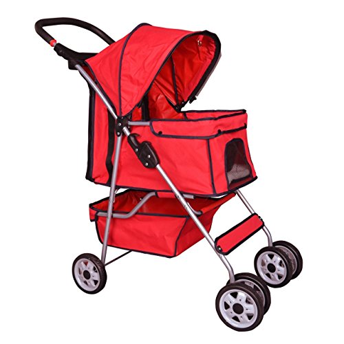Cheapest Cat Stroller - 4