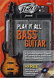 Peavey Presents, Play It All Bass Guitar Beginner