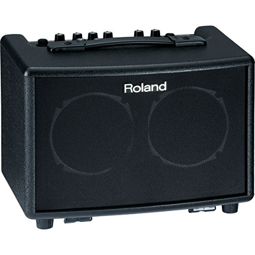 Roland AC-33 Battery Powered Acoustic Guitar Amp (Used - ...