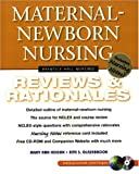 img - for Maternal-Newborn Nursing: Reviews & Rationales book / textbook / text book