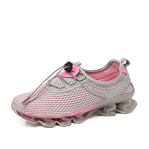 Running Casual Women Breathable 36 SneakeRSW Lightweight Shoes Fashion Sports RSW019P1 Athletic Gomnear Shoes XqnFdX