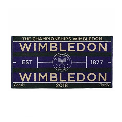 Wimbledon Men's 2018 Championship Towel