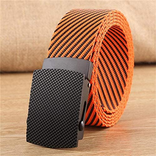 WN.ROPP Fashion Buckle Nylon High Male Army Tactical Belt Outdoor Military Canvas Belts for Men Quality