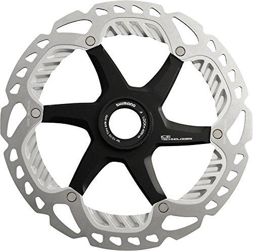 SHIMANO RT-99 Saint Ice Tech Disc Brake Rotor with Center Lock, 203mm