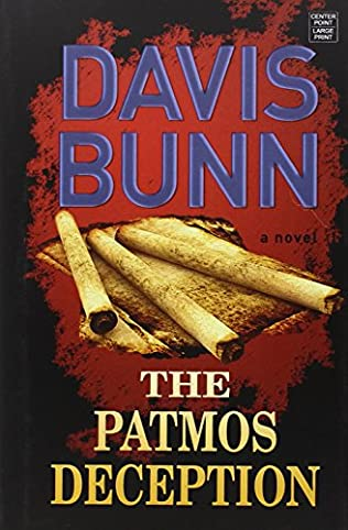 book cover of The Patmos Deception