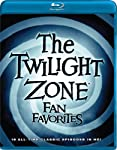 Cover Image for 'Twilight Zone: Fan Favorites Blu-ray, The'