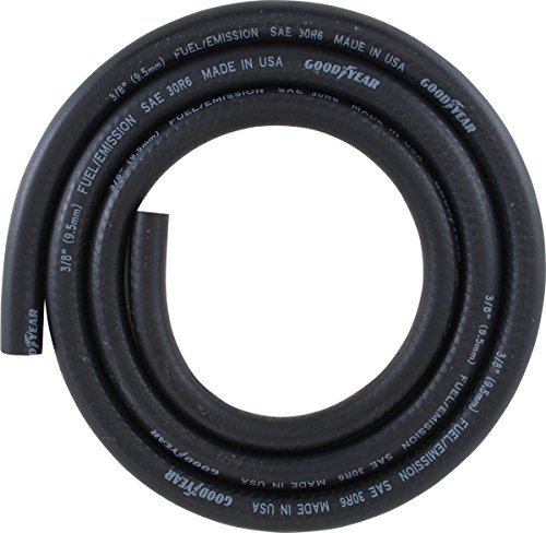LDR Industries 516F385 5' Bag Fuel Line, 3/8