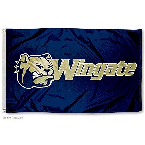 Wingate Bulldogs Flag (Wingate Bulldogs compare prices)