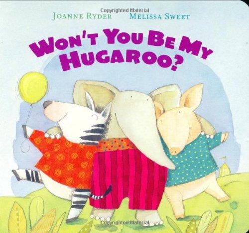 Won't You Be My Hugaroo? ebook