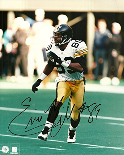 ERNIE MILLS PITTSBURGH STEELERS UNSIGNED 8x10 PHOTO
