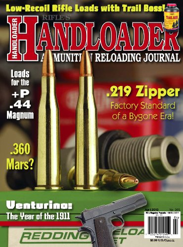 Handloader Magazine - April 2010 - Issue Number 265 - Norma Ammunition