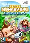 Super Monkey Ball Banana Blitz - Wii