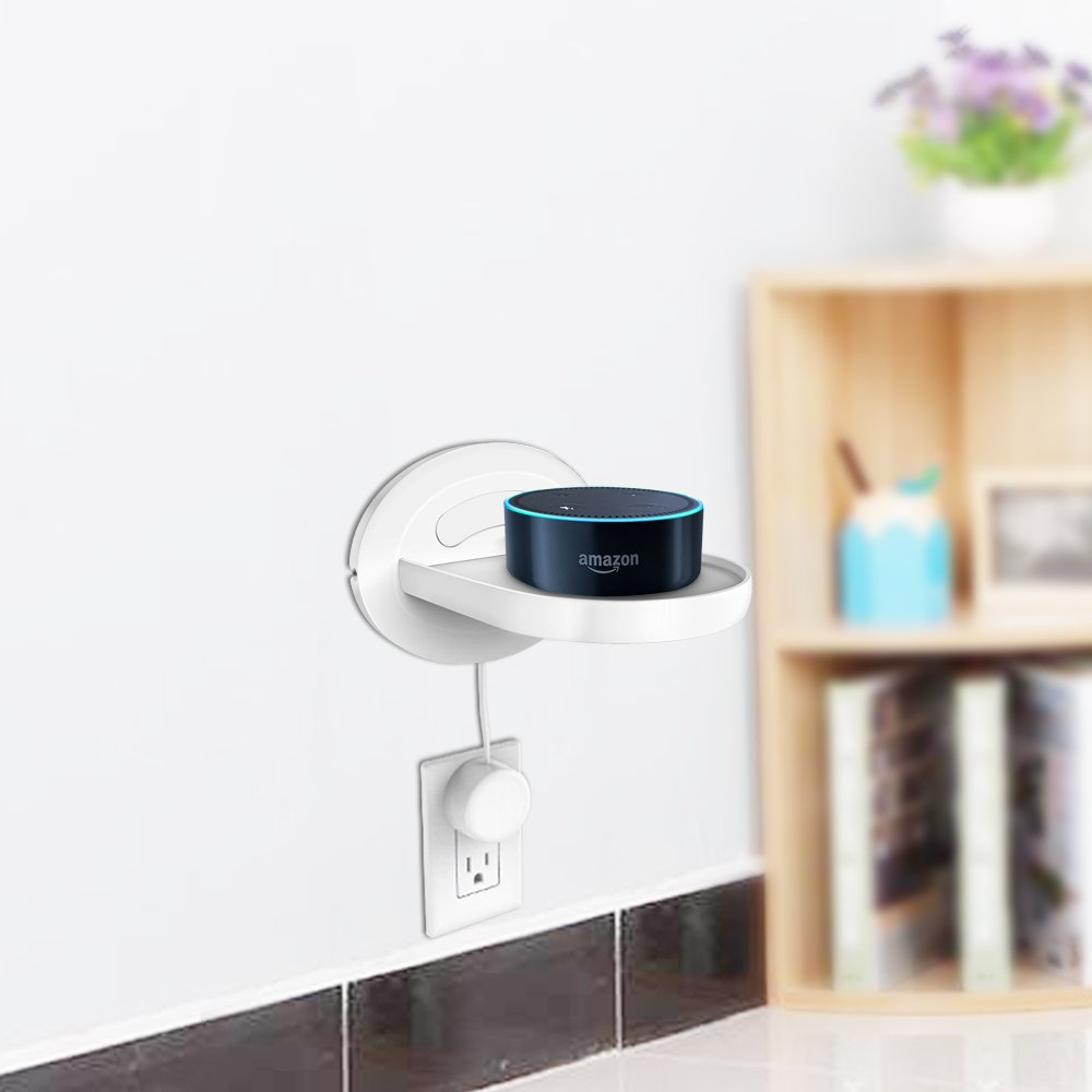 SPORTLINK Wall Mount Shelf Holder Stand for Wyze Cam Pan, Blink, Yi Camera,  Amazon Cloud Cam, Nest Cam, Netvue, Furbo Dog, Arlo Q and More Home