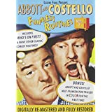 ABBOTT & COSTELLO VOL.1  FUNNIEST ROUTIN