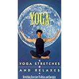 Yoga Stretches & Relaxes