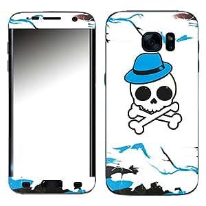 "Motivos Disagu Design Skin para Samsung Galaxy S7: ""Boy Skull"""