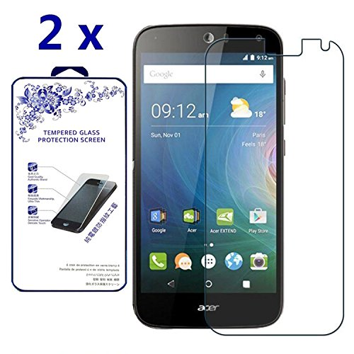 Tempered Glass Screen Protector for Acer Liquid Z630 - 4