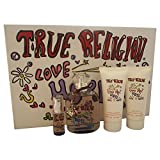 True Religion True Religion Love Hope Denim Set, 3 Ounce