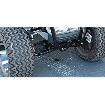 Image of Body Lift Kits Club Car Precedent 6' Double A-Arm Golf Cart Lift Kit (Fits 2004-Up, Gas or Electric)