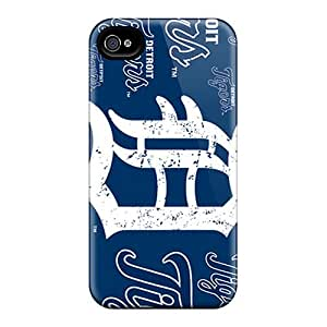 (YVi1295mZQf)durable Protection For Case Samsung Galaxy S4 I9500 Cover (detroit Tigers)