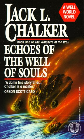 book cover of Echoes of the Well of Souls