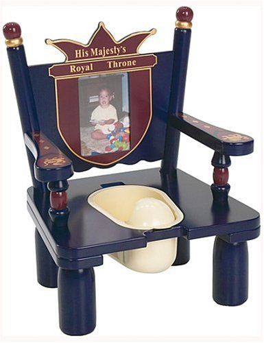 Levels of Discovery His Majesty's Throne Potty Chair RAB40002