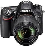 Nikon D7200-24.4 MP, SLR Camera, Black, 18-140mm Lens Kit