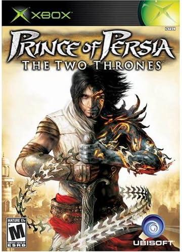 Amazon.com: Prince of Persia: The Two Thrones: Xbox: Artist ...