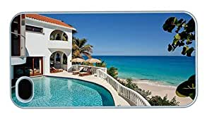 Hipster buy iPhone 4 cases anguilla mallihouana resort PC White for Apple iPhone 4/4S