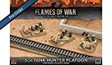 Flames of War: Mid War: German: 5cm Tank-Hunter Platoon