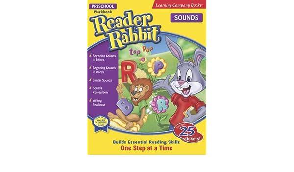 Amazon.com: Reader Rabbit Sounds: Preschool (Reader Rabbit ...