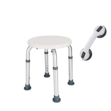 Amazon.com: mefeir silla de ducha taburete de baño ...