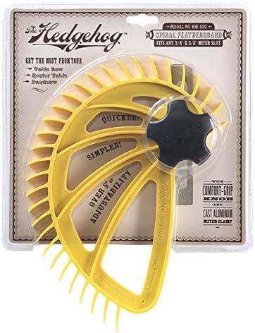 Premium Hedgehog Spiral Featherboard