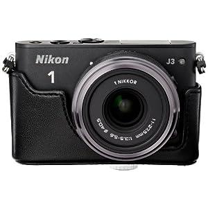 【Amazon.co.jp限定】Nikon デジタル一眼カメラ Nikon1 J3+11-27.5ズームセット