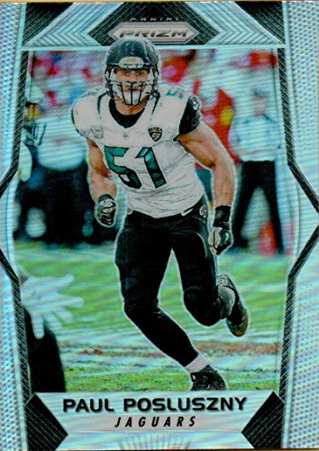 Football NFL 2017 Prizm Prizm #194 Paul Posluszny Jaguars by