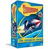 Thunderbirds - The Complete Series (8 Disc Set/Bonus Cd) - Import Zone 2 UK (anglais uniquement) [Import anglais]