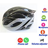 Smart Bike Bicycle Helmets with LED flashing left & right same as car turn signal Adult Sport Helmets Listen To Music Handsfree kits bluetooth speaker super Hi-Fi mp3 music enjoyment call answer
