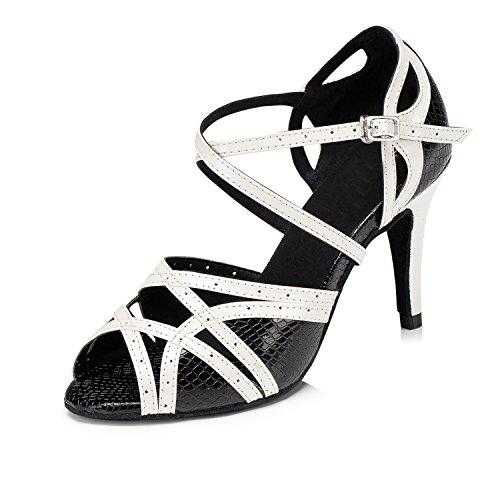 5cm bal femme Miyoopark 8 White Salle heel de 4wUBYq